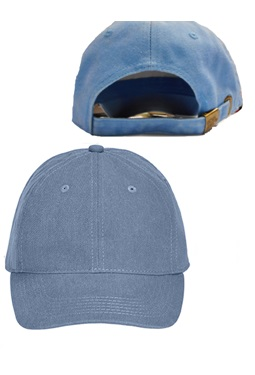 Comfort Colors Pigment Dyed Canvas Baseball Cap *SHIPS in 2 to 4 BUSINESS DAYS