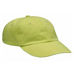 Adams Optimum Pigment Dyed Solid Low Pro Cap