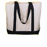Augusta 11 oz. Canvas Boater Tote