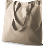 Augusta 6 oz. Canvas Budget Tote