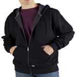Dickies Adult 7.2 Ounce Thermal Lined Full Zip Hooded Jacket