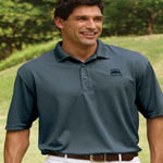 Willowtec Men's Performance Baby Pique Polo