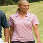 Willow Pointe Ldy Poly Piq S/S Polo