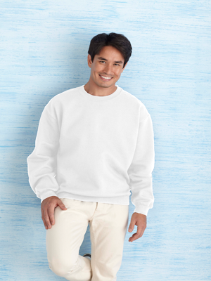 Gildan 9.0 Ounce Premium Cotton Adult Crewneck Sweatshirt